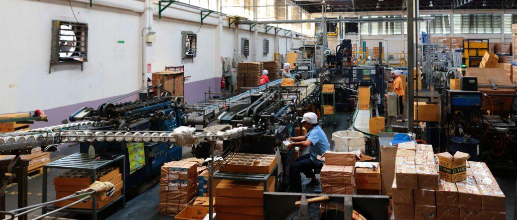 Schallschutzvorhänge für Industrie und Gewerbe